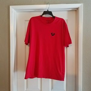 True Religion mens t shirt